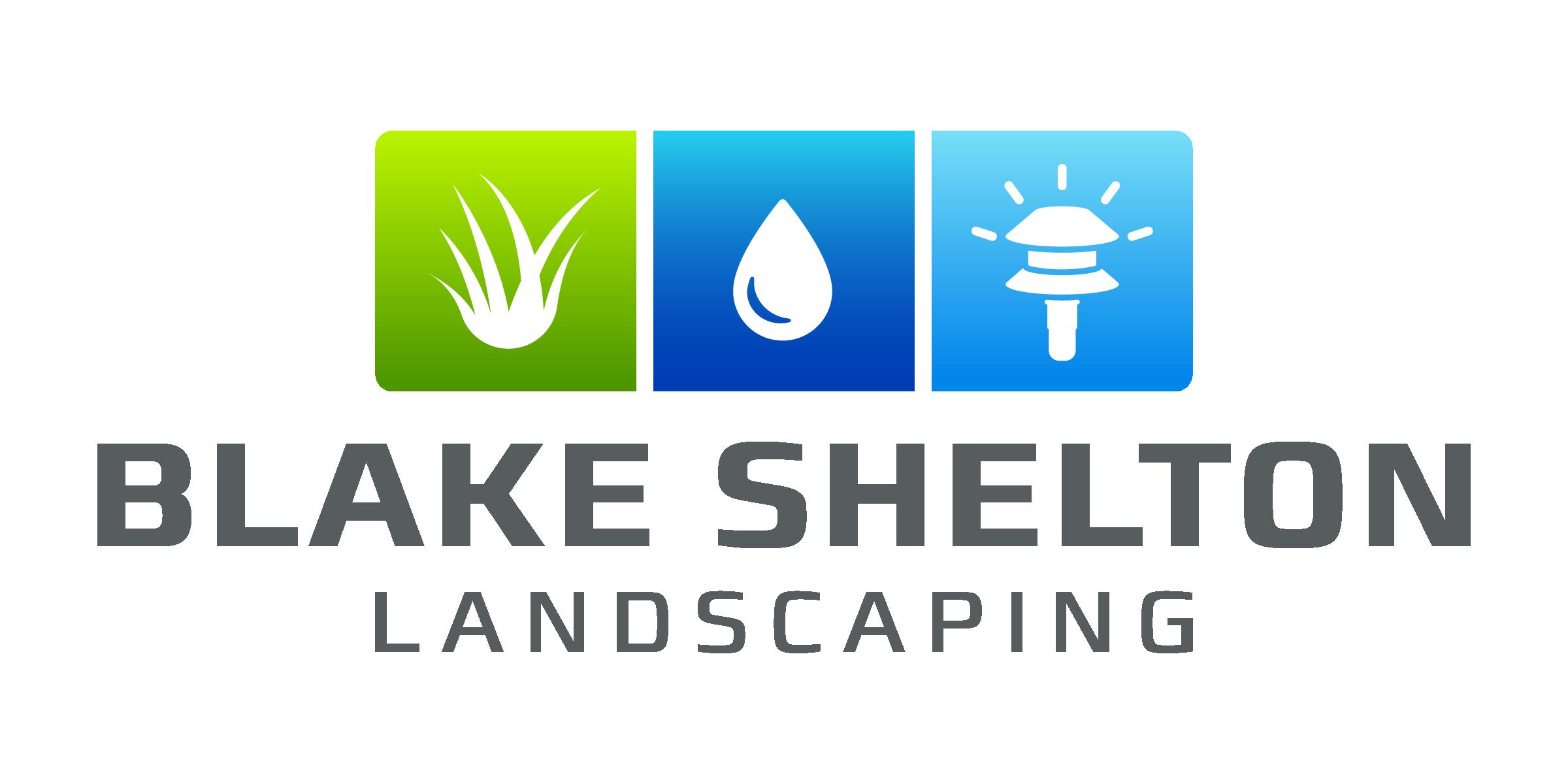 Blake Shelton Landscape