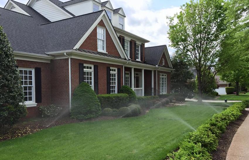 Blake Shelton Landscaping | Irrigation System